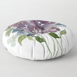 Purple Bliss Floor Pillow