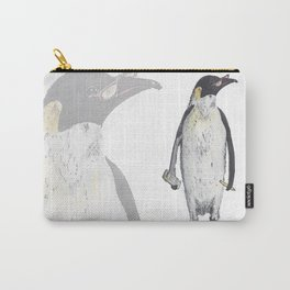 Penguin Accountant  Carry-All Pouch