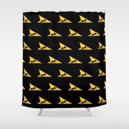 Fighter Squadron Twenty One VF-21 Freelancers Tail Shower Curtain