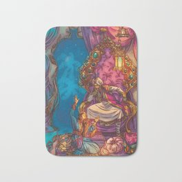 One Thousand and One night Bath Mat