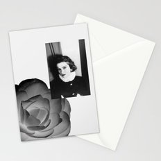 Coco on Camelia Stationery Cards