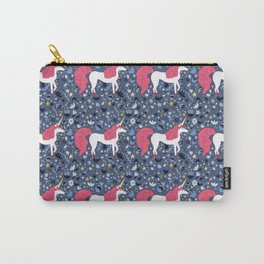 Modern Mare - Pink Carry-All Pouch