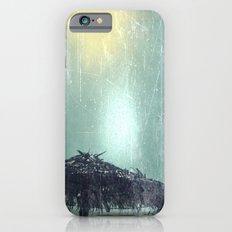 Umbrella on Beach (alt) Slim Case iPhone 6s