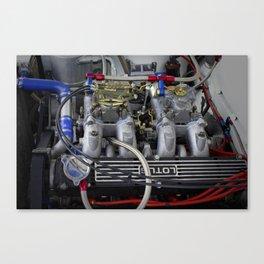 POWERFUL ENGINE Canvas Print