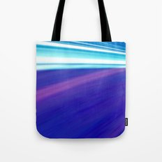 Between The Sea And The Sky Tote Bag
