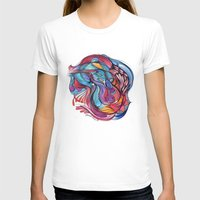 guitar T-shirts featuring Guitar by Hannah Maria