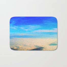 Sky love Bath Mat