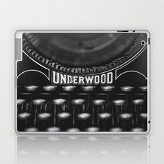 Underwood II Laptop & iPad Skin