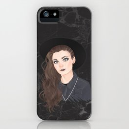 Gvnn iPhone Case