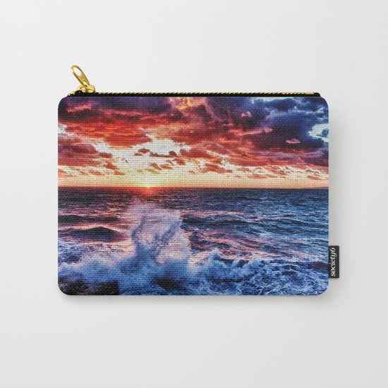 SuNset Waters Carry-All Pouch