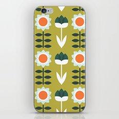 Set Sun Olive iPhone Skin