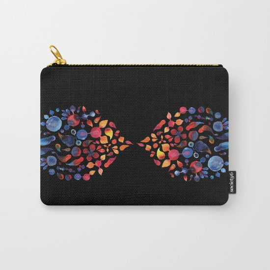 Colorful 2 Carry-All Pouch