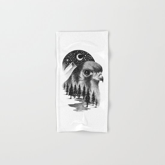 FALCON Hand & Bath Towel