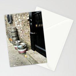 Irish Kegs Stationery Cards