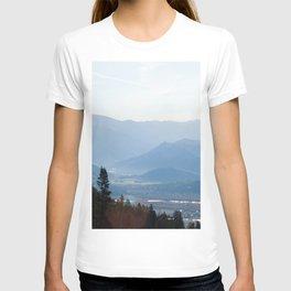 View from Teton Pass T-shirt