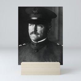 General John Pershing Portrait Mini Art Print