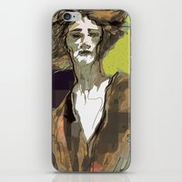 sandman iPhone & iPod Skins featuring the sandman by thimblings