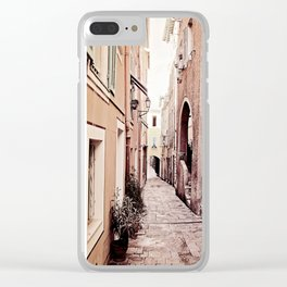 new day in Rio Clear iPhone Case