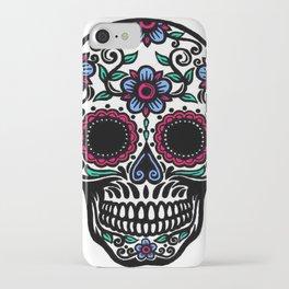 Sugar Skull 10 iPhone Case