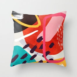 Mikah Throw Pillow