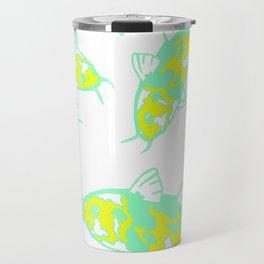Bold Collection - Coy Carp 2 Travel Mug