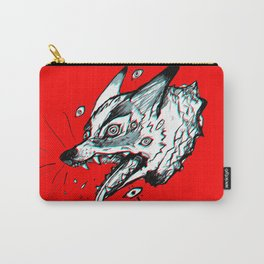 Red Doghead Carry-All Pouch