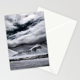 Deadly Mountains Stationery Cards