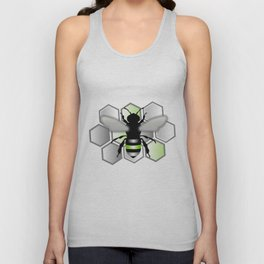 Aro Bee Unisex Tank Top