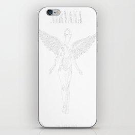 In Utero-Nirvana-Rock-Grunge-Music iPhone Skin