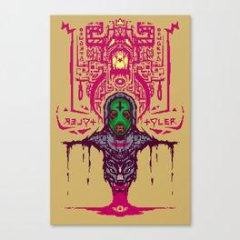 Ace, the Creator Canvas Print