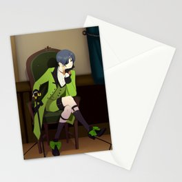 """I found your character quite interesting"" Stationery Cards"