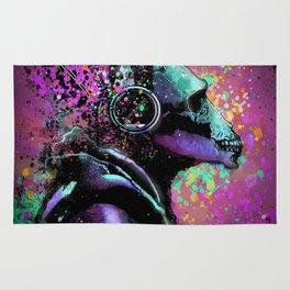 Splatter Ape Rug