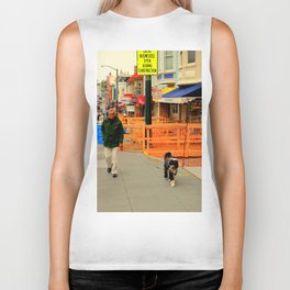 Lead Me To Your Taker Biker Tank