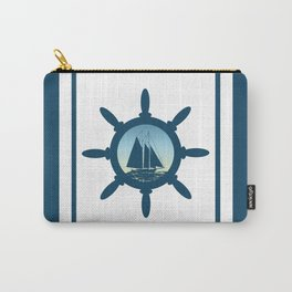 Sailing scene Carry-All Pouch