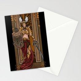 Sun Valkyrie Stationery Cards