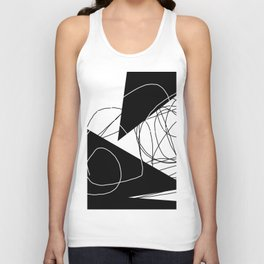 When Gladys Goes to Town Unisex Tank Top