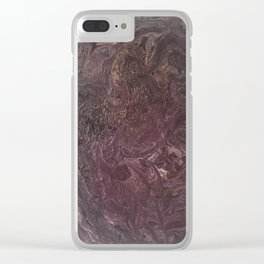 Suave Clear iPhone Case