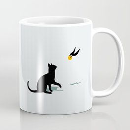 Cat and Snitch Coffee Mug