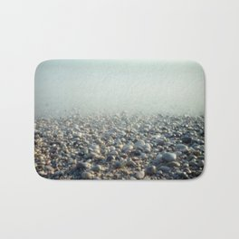 Ice Age. Analog. Film photography Bath Mat