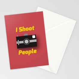 Photographer's Wordplay Stationery Cards