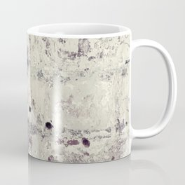 Ultra Violet Brick Wall Coffee Mug