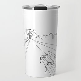 Take Our Time Travel Mug
