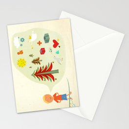 Seasons Greetings Stationery Cards