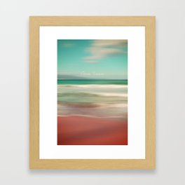 Ocean Dream IV Framed Art Print