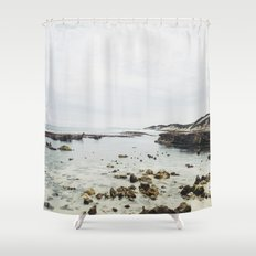 Rockpools Shower Curtain