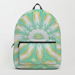 Citrus Mandala Repeat Backpack