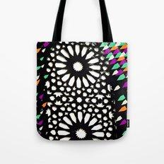 spiritual lights Tote Bag