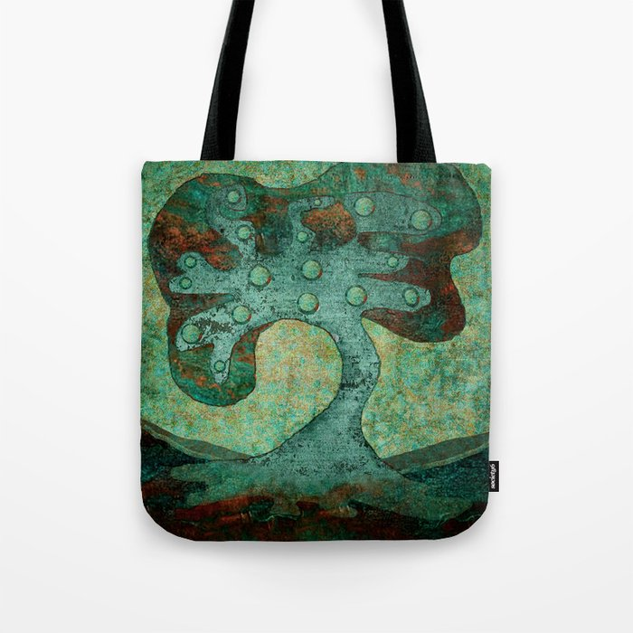 Placid Tote Bag