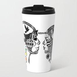 [lux aeterna] Travel Mug