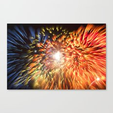 Efflorescence 17 Canvas Print